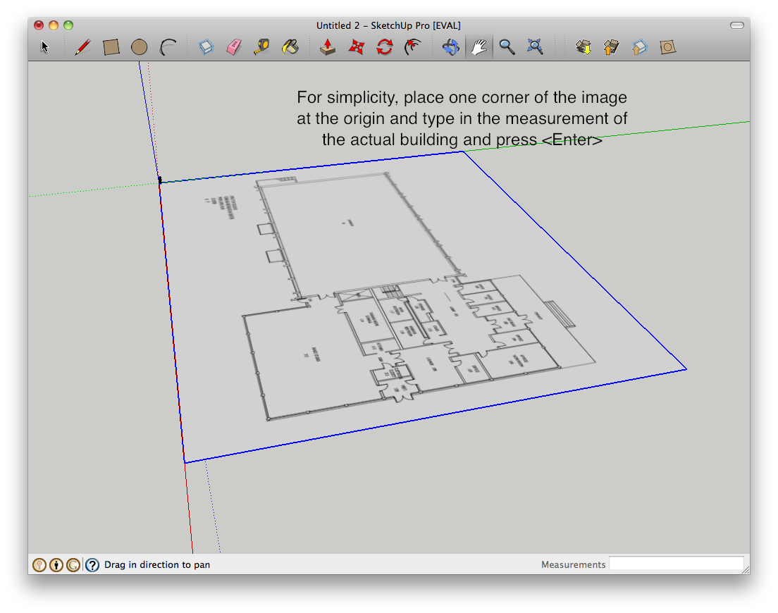 ... Google SketchUp 2D Floor Plan also Google SketchUp Floor Plan. on make