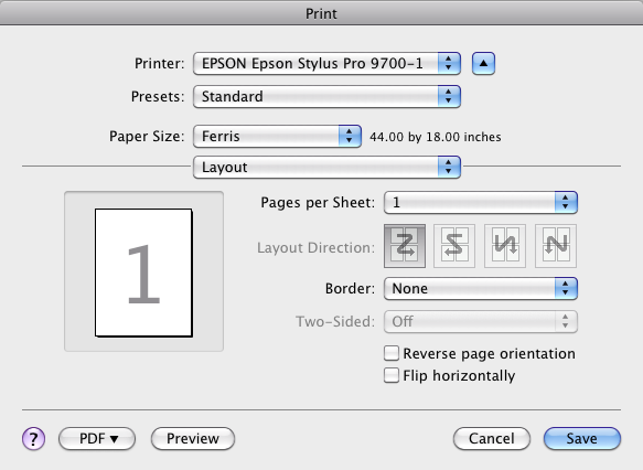 Printing On The Epson 9700 Idealab Its Carlpedia