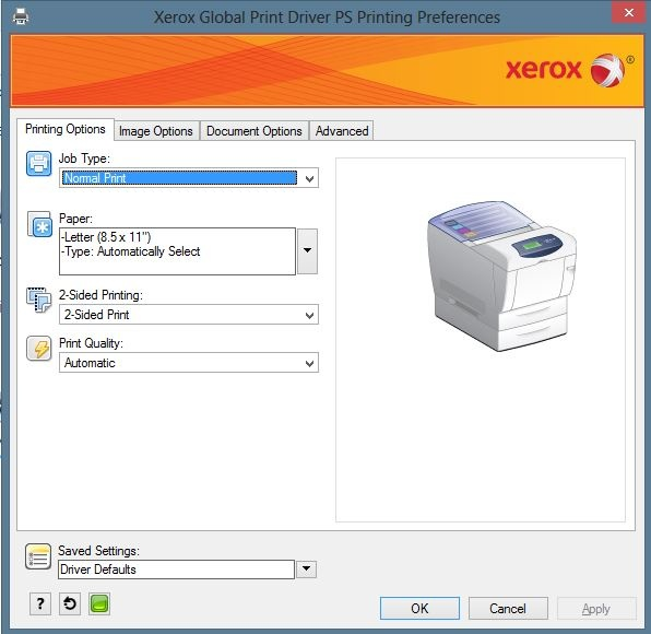 Download global print driver xerox