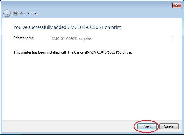 Adding a Printer to a Windows Computer (illustrated) - ITS