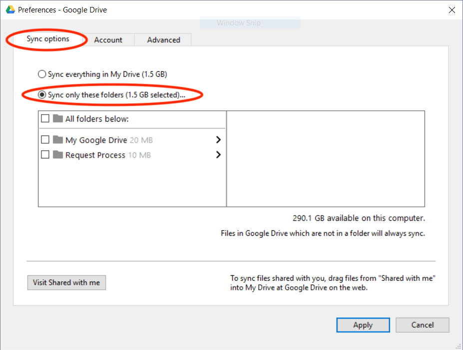 Upgrade To Google File Stream From Google Drive Sync Its