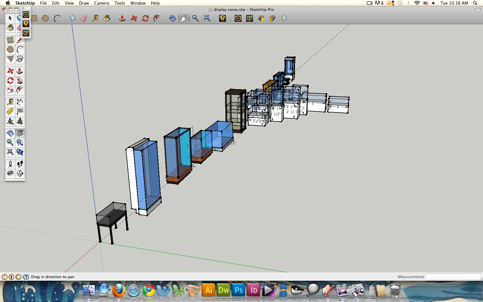 05-How to use models from Sketchup 3D warehouse - ITS