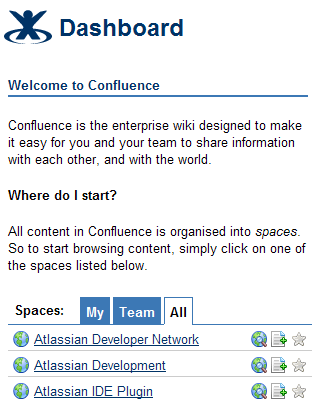 confluence how to delete file list